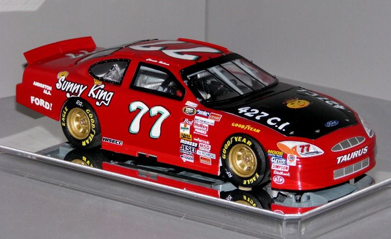 Sunny King Ford >> View Topic Charlie Roberts Sunny King Ford Tribute Fantasy Build