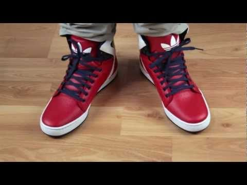 ad6e99c9bd89 Adidas Adi High Ext (light scarlet   runninwhite)