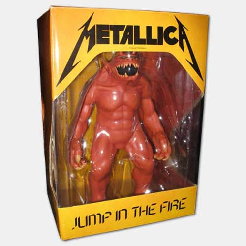 Metallica Jump In The Fire Metallica - Jump in th...