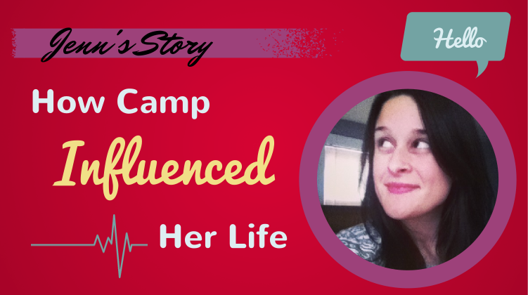 http://christiancamppro.com/jenns-story-camp-influenced-life/ - Jenn's Story:  How Camp Influenced Her Life.  An inspirational story that shows the many benefits to Christian camps and retreats.