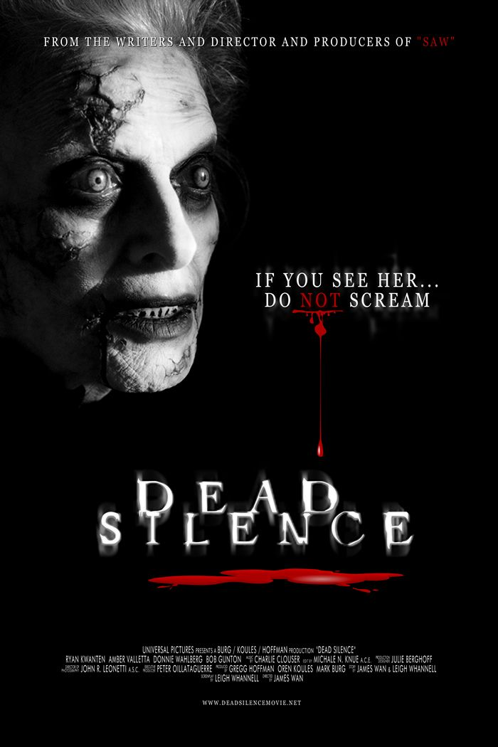23 Dead Silence Ideas Horror Movies Scary Movies Horror