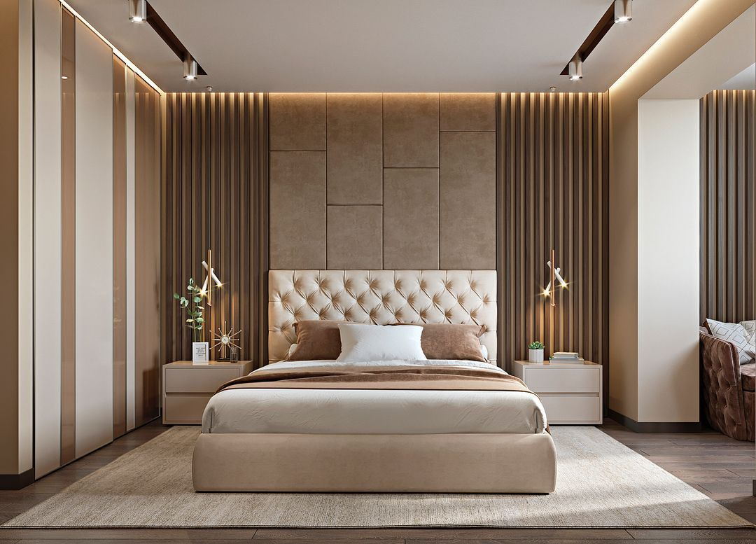 Every Bedroom Requires A Bed But Doesn T Mean That Every Bed Fits In Animate Yourself With This Idea Luxury Bedroom Master Bedroom Design Luxurious Bedrooms
