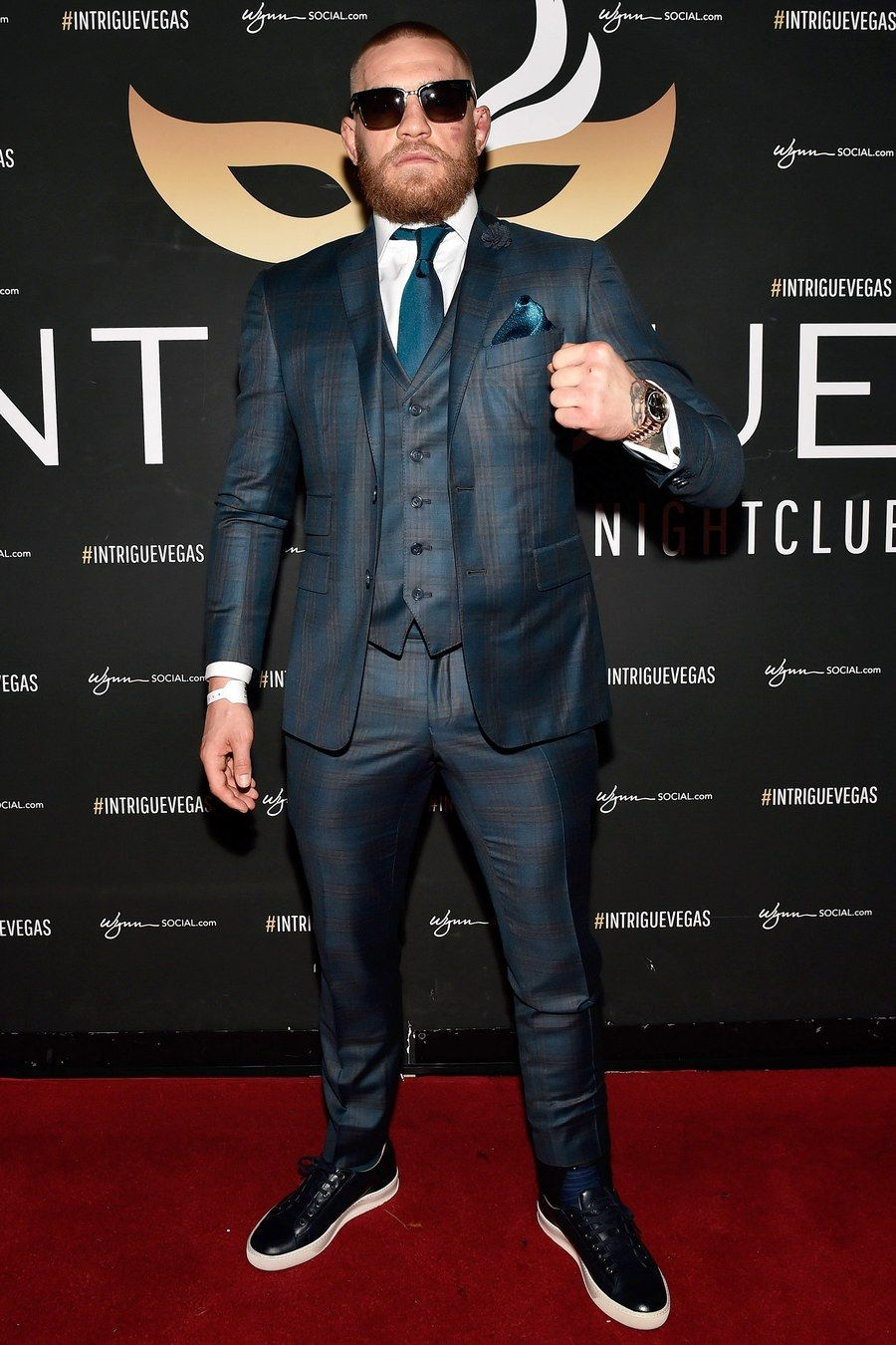 Conor Mcgregor S Boldest Loudest And Most Badass Fits Conor