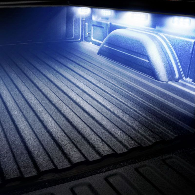 Recon Truck Bed Rail LED Lights (With Images)