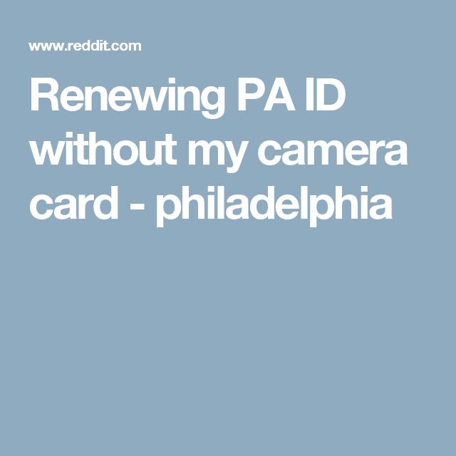 bb3584f5a2a6c42596cc517fe93dbe98 - How To Get A New Camera Card In Pa