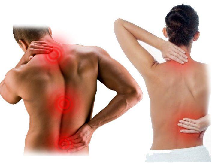 La en tensiones espalda musculares