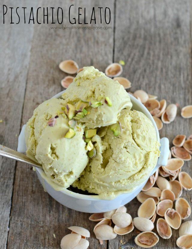 die besten 25 pistachio gelato ideen auf pinterest pistazien eis italienisch gelato rezept. Black Bedroom Furniture Sets. Home Design Ideas