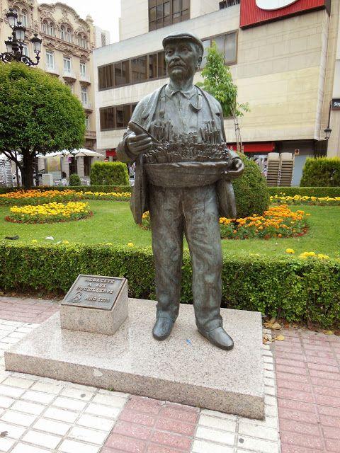 Monumento al Cuchillero, Albacete