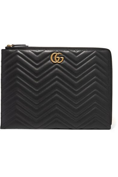 Gucci Gucci Technology Leather Laptop Case Leather Laptop Laptop Case