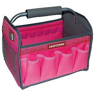 Bought This Tool Tote At Sears For 8 49 Reg 12 99 It S Perfect Holding Yarn Scissors Ruler Hooks Etc And Pink Love D