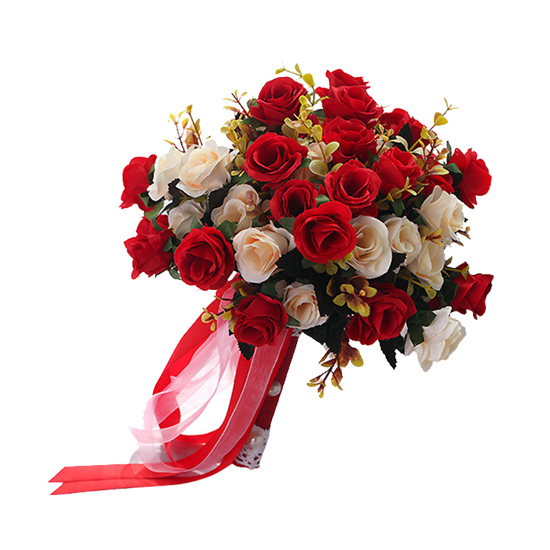 Free Download Red Rose Bouquet Png Image High Quality It Can Be Used In Making White Board Animations W Flower Bouquet Wedding Bridal Bouquet Wedding Bouquets