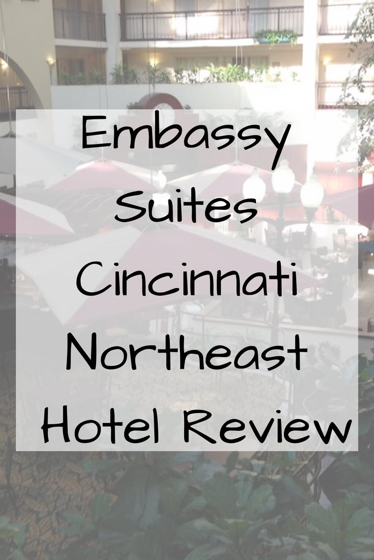 Embassy Suites Cincinnati Northeast Hotel Review Hotel Reviews