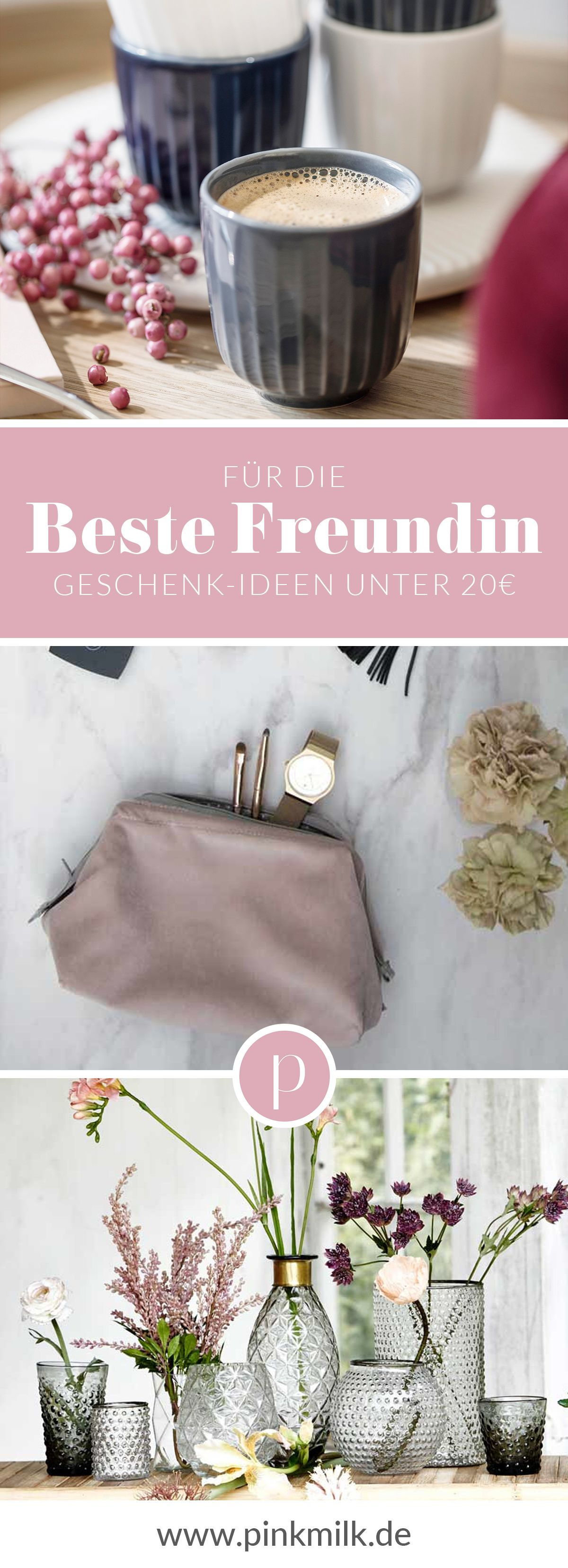 geschenk ideen f r die beste freundin bei pinkmilk. Black Bedroom Furniture Sets. Home Design Ideas