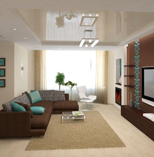 uredjenje-dnevnog-boravka-metro-2-4  Living Room  Pinterest  Living rooms ...