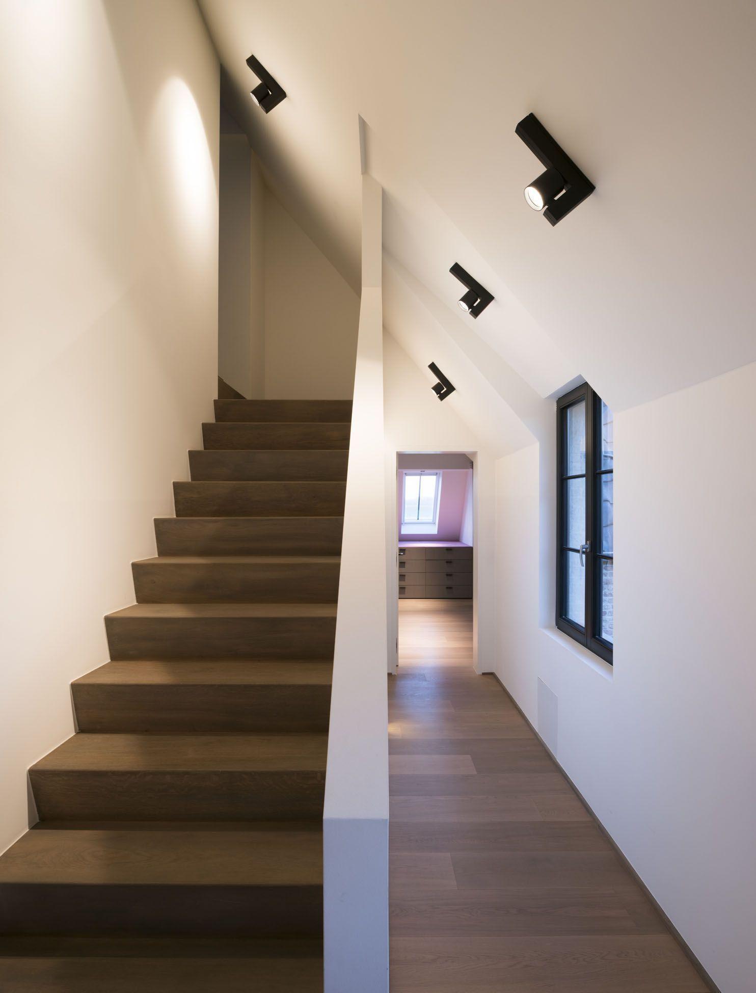 Hallway lighting modern  kreon lighting minimalist modern LED design architecture Erubo