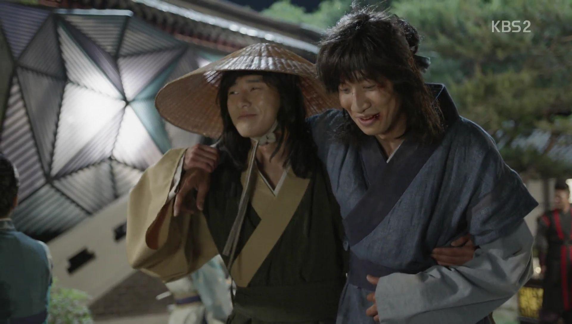 Hwarang Episode 2 » Dramabeans Korean drama recaps