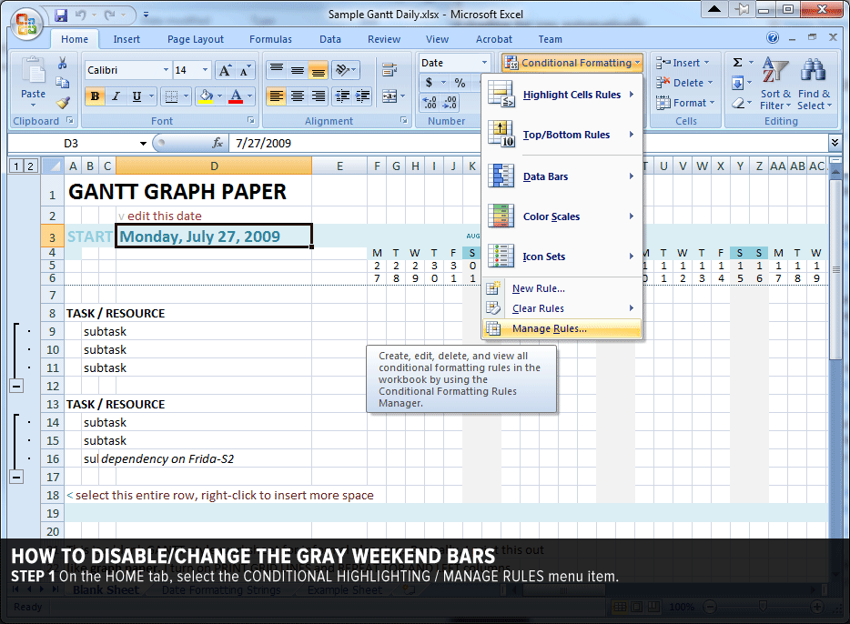 Gantt chart in excel love charts also project management rh pinterest
