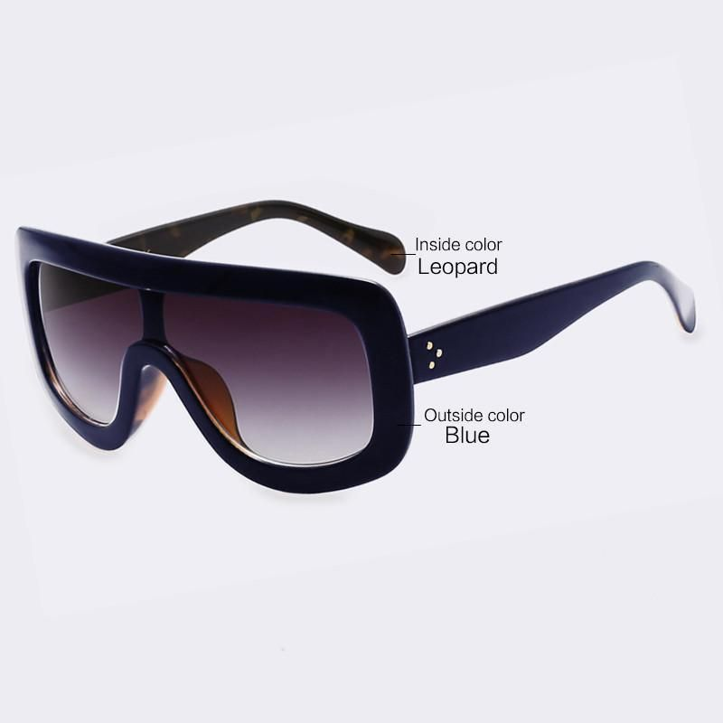 7b3a9584a2 High Fashion Vintage Style Sunglasses Free Shipping!!! Eyewear Type   Sunglasses Gender  Women Style  Square Lenses Optical Attribute  Gradient