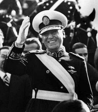 President Juan Perón (1946)