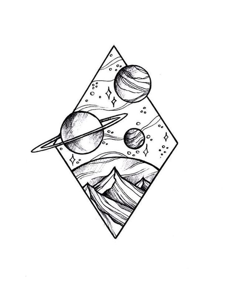 #universediamond #lovely #spacedrawings