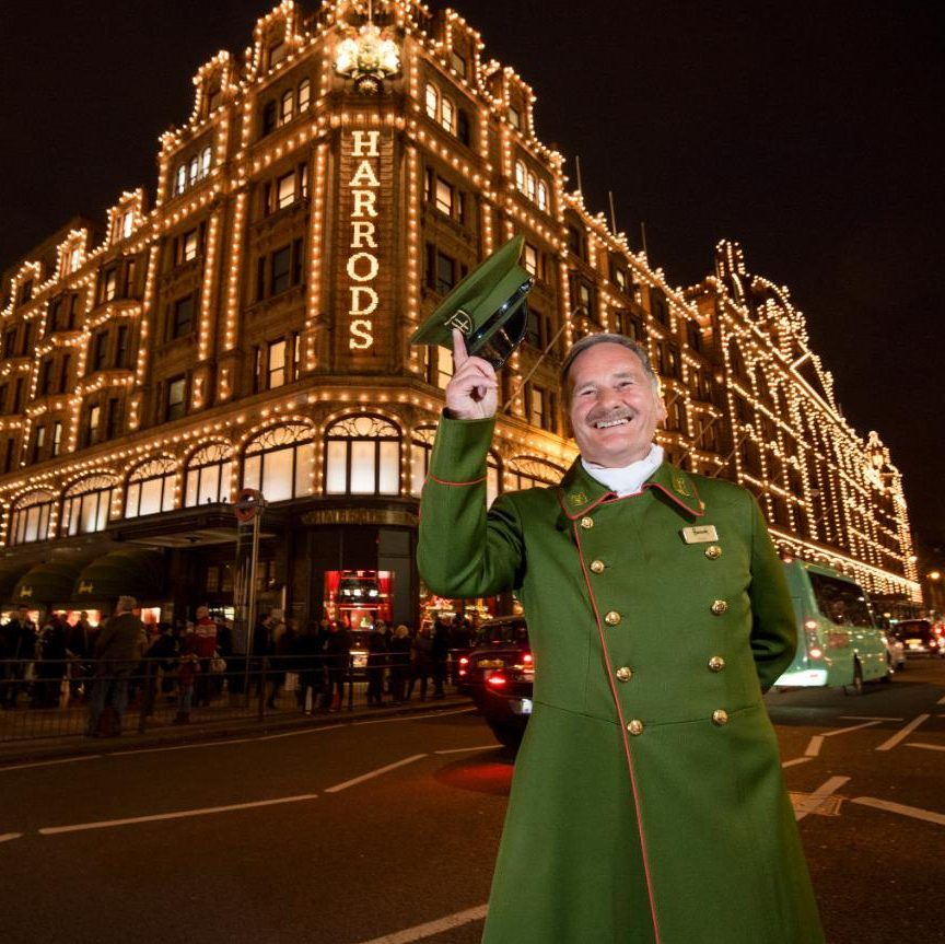 The reality of working at Harrods during the Boxing Day sales
