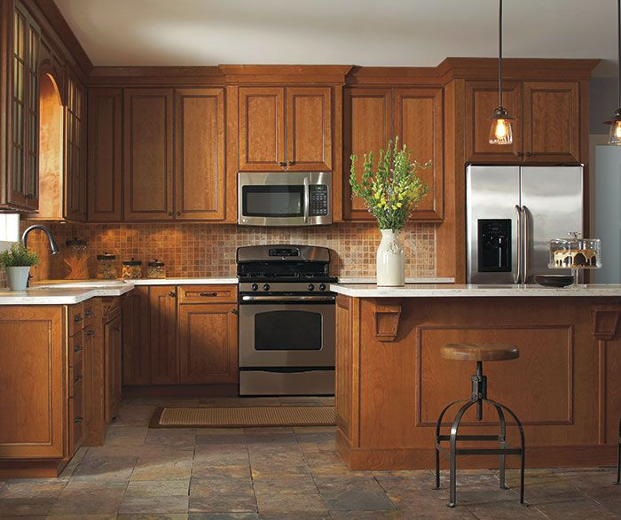 Black Kitchen Cabinets Lowes: Arden's Mitered Styling Adds To The Versatility In Design