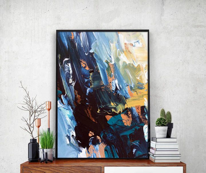 Explore abstract wall art modern abstract art and more omar obaid abstract art abstract 53 modern poster art print