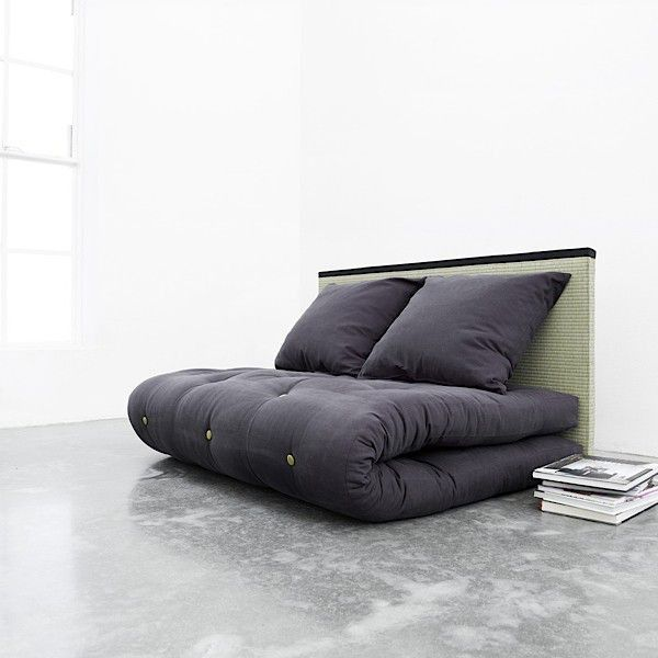TATAMI SOFA BED Futon Back Cushions Tatami Really A Good - Formation decorateur interieur avec canape convertible couchage quotidien 160x200
