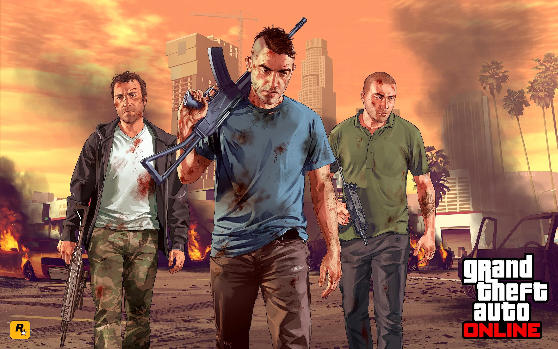 Wallpaper 4k Gta V Trick Gta Online Gta Grand Theft Auto