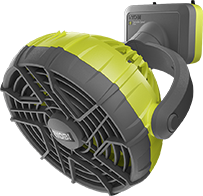 Fan module for Ryobi garage door opener | Smart garage ...
