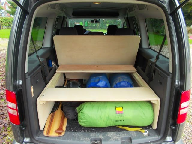 vw caddy paddle wagon nature wohnmobil camper. Black Bedroom Furniture Sets. Home Design Ideas
