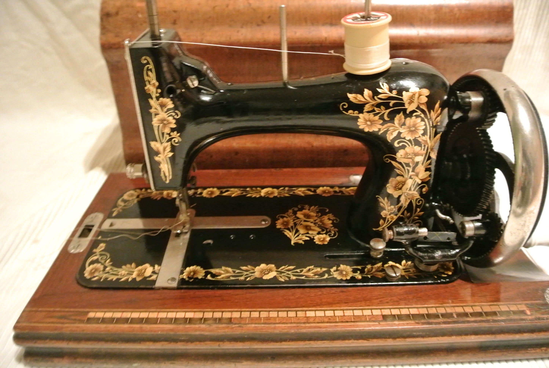 Vesta vintage singer sewing machine vintage home decor