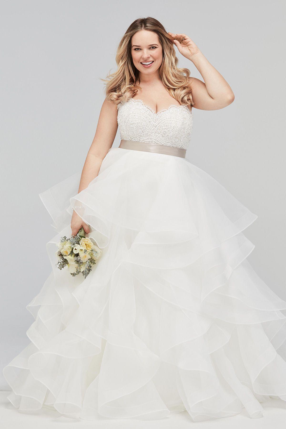Bree Corset Wedding dresses, Wedding dresses plus size