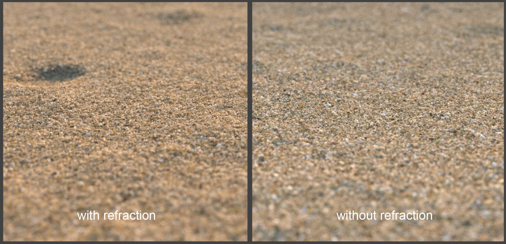 Learn how to create realistic sand for close ups in this exclusive