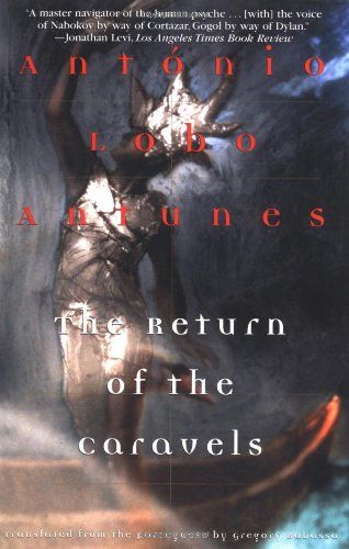 The Return of the Caravels (Antunes, Antonio Lobo) by António Lobo Antunes http://www.amazon.com/dp/0802139558/ref=cm_sw_r_pi_dp_hOecxb0KSN5SG
