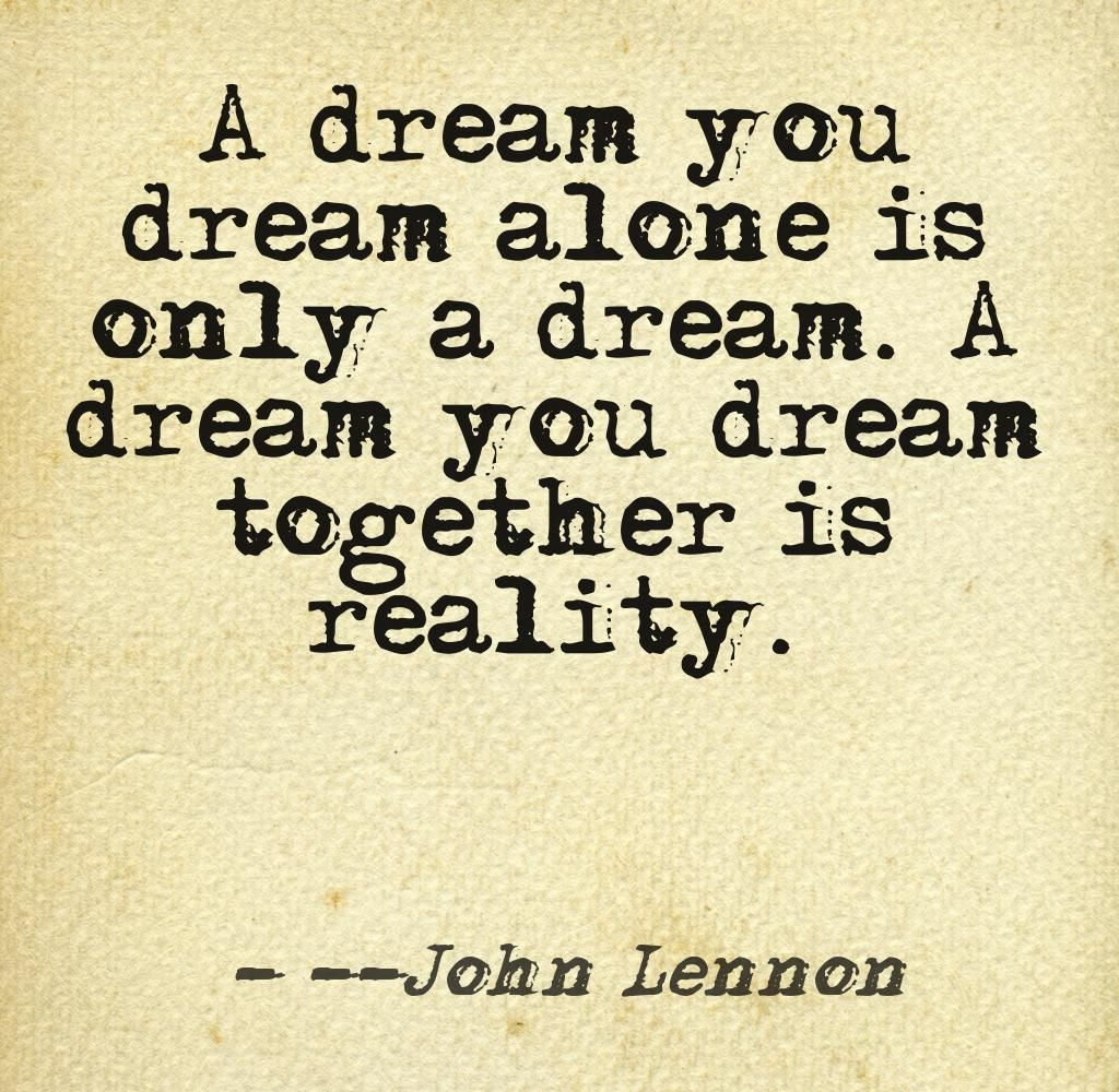John Lennon Quote Johnlennon Musicquotes Mainlineschoolofrock