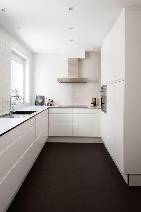 estilo nórdico escandinavo decoración cocinas cocinas nórdicas ...