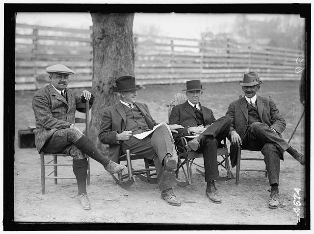 National Beagle Club Of America George B Post Charles F Brooke