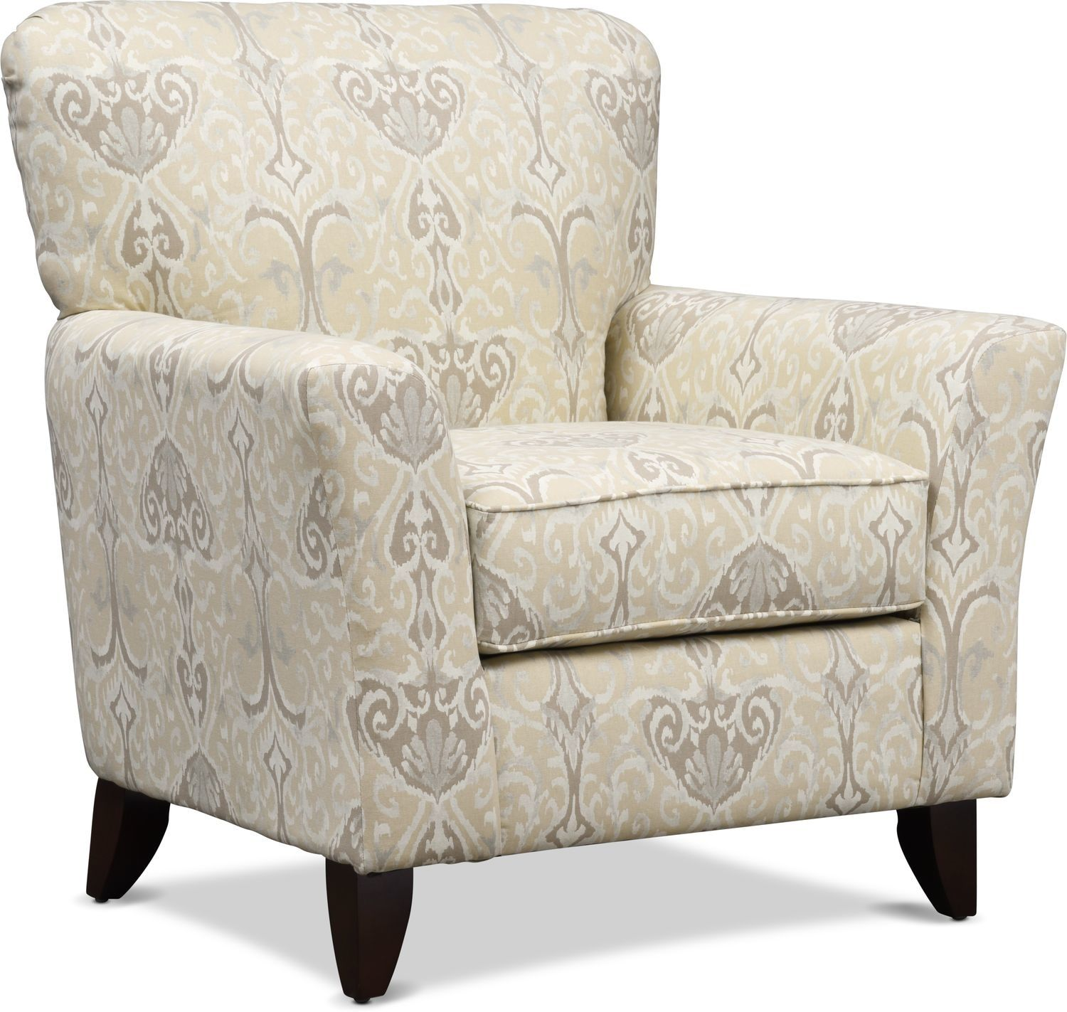 Carla Accent Chair Value City Furniture Accent Chairs Furniture #value #city #living #room #chairs