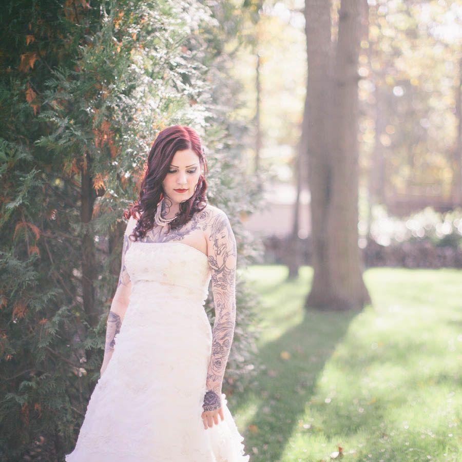 Rock & Roll Bride Tattoo theme #11 | Wedding planning | Pinterest ...
