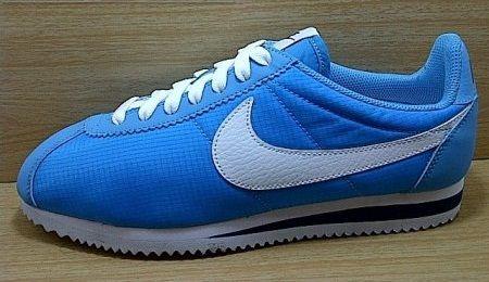 Kode Sepatu Nike Cortez Blue White Ukuran Sepatu 40 42 Harga