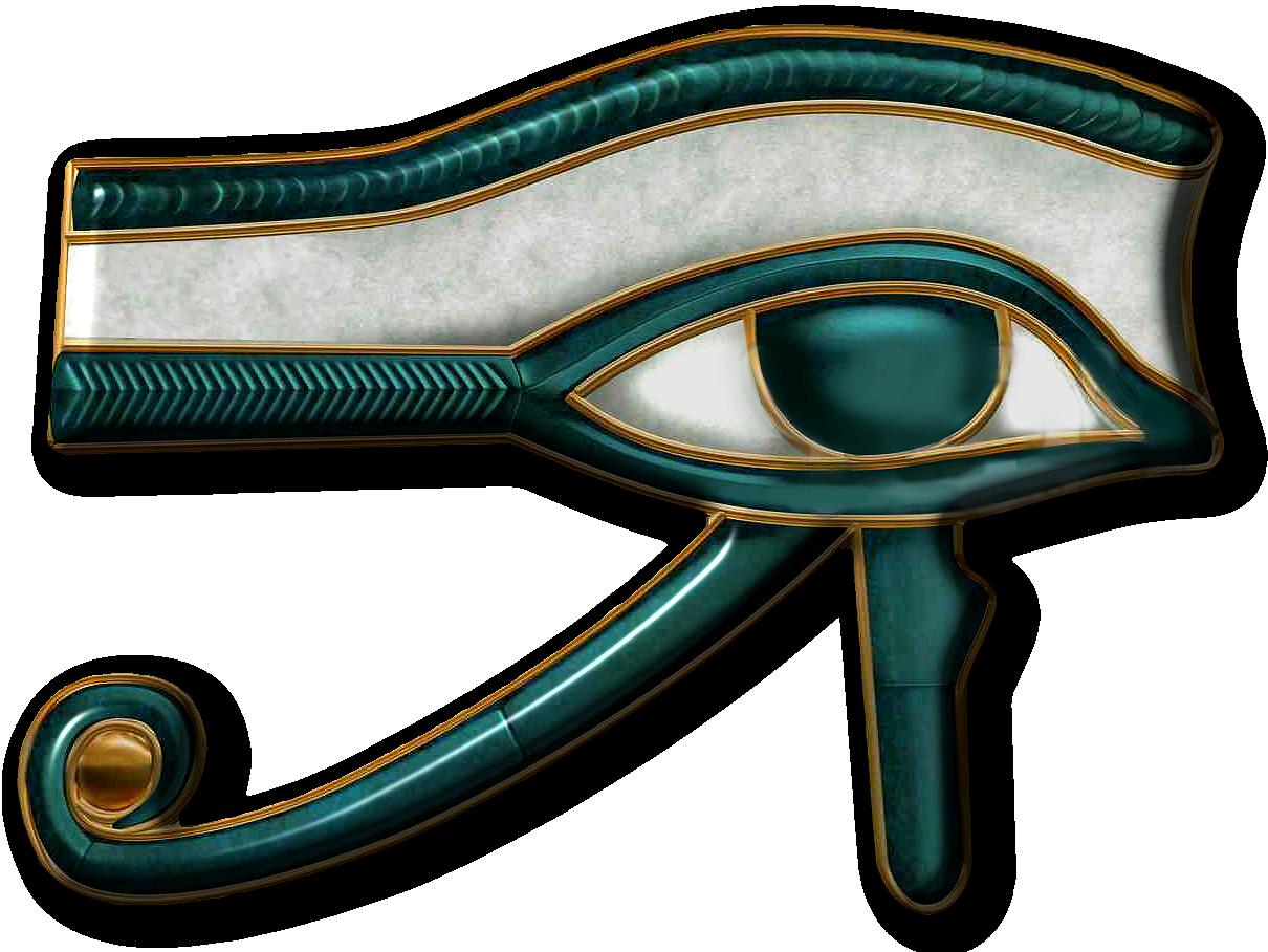 Eye of Horus Eye of horus, Egypt cat, Horus