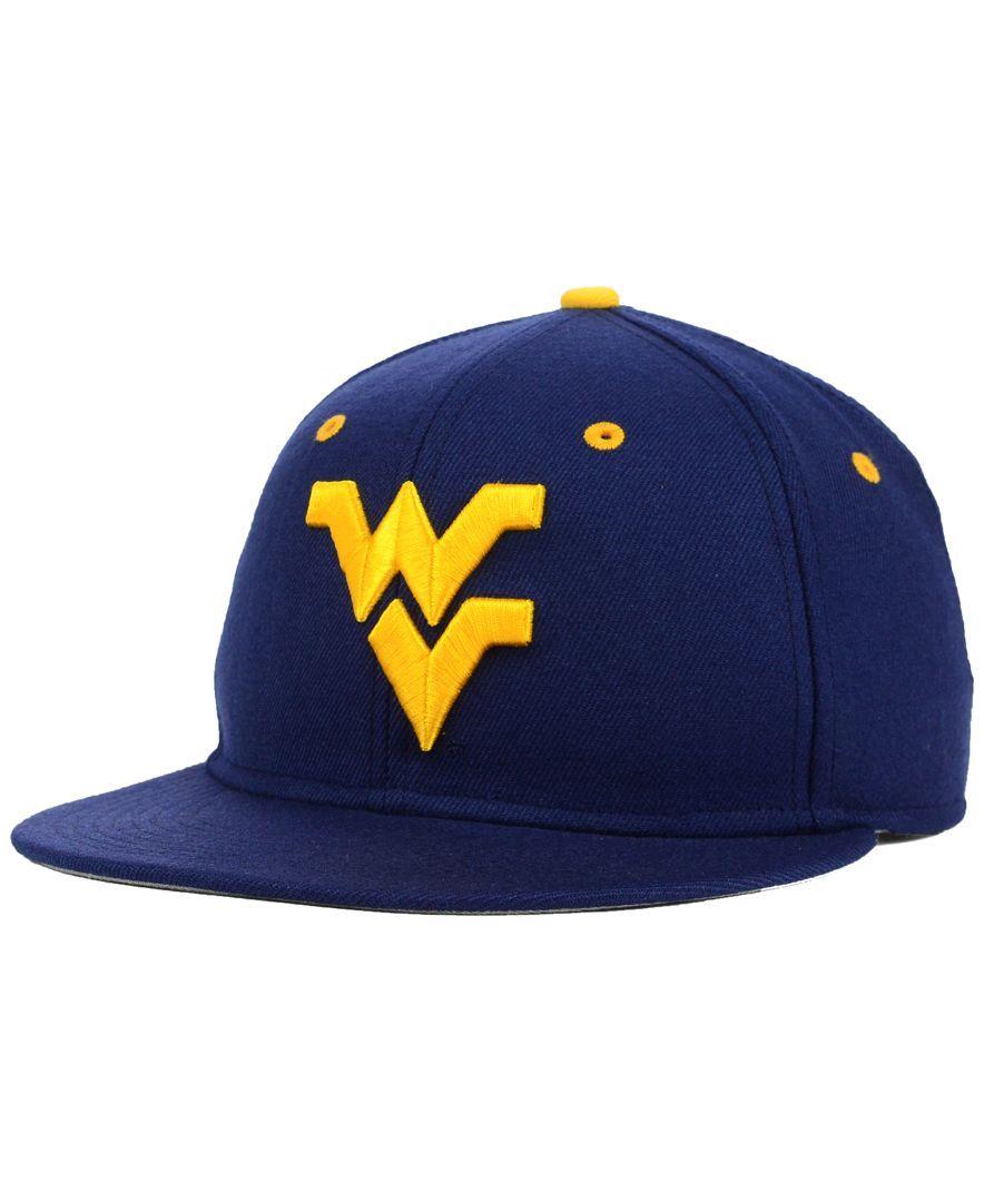 Nike West Virginia Mountaineers True College Fitted Cap