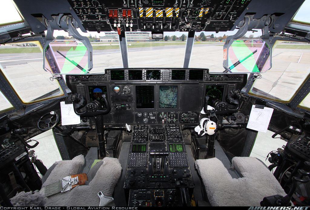 Lockheed Martin C 130j 30 Hercules C4 L 382 Aircraft Picture