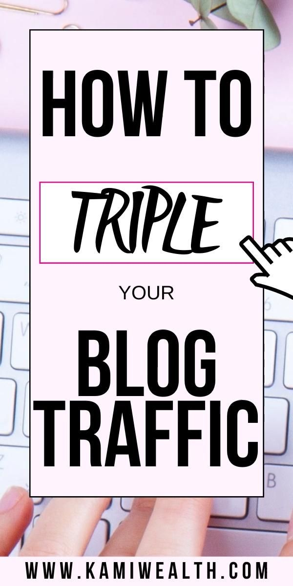 How to increase your blog traffic (Best free metho...