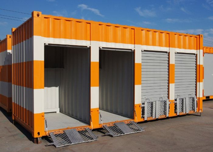 Temporary Garage Shipping Container Storage Container House Shipping Container