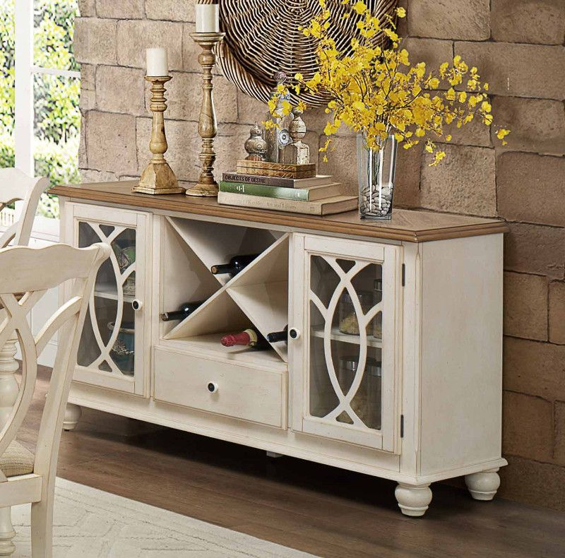 Home Elegance 5145w 40 Azalea Collection Two Tone Natural