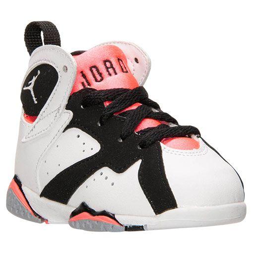 fc9181b790c2b Girls  Toddler Jordan Retro 7 Basketball Shoes