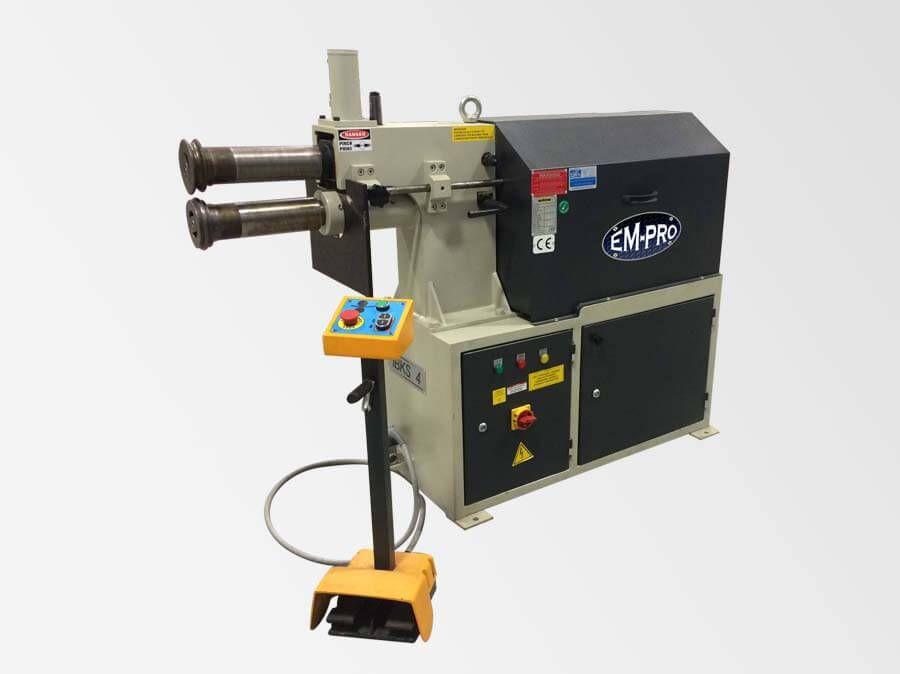 Em Pro Power Rotary Machine Empire Machinery Winnipeg Manitoba Canada Rotary Press Brake Sand Casting