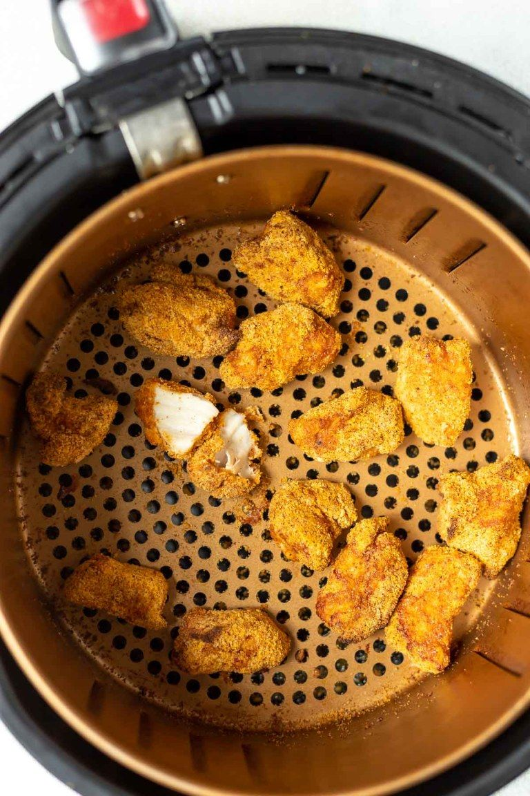 Air fryer chicken nuggets are better than any fast food